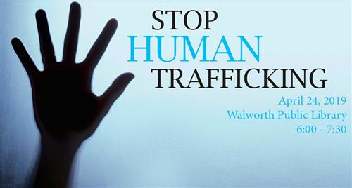 Human Trafficking Event
