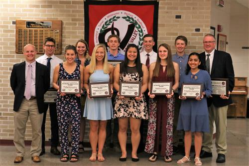 RVC Top Ten Award Winners