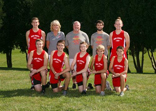 Chiefs/Dogs Boy Cross Country