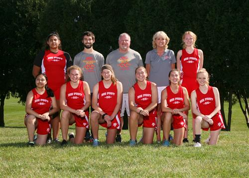 Lady Chiefs Cross Country